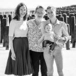 familiefotootje strand